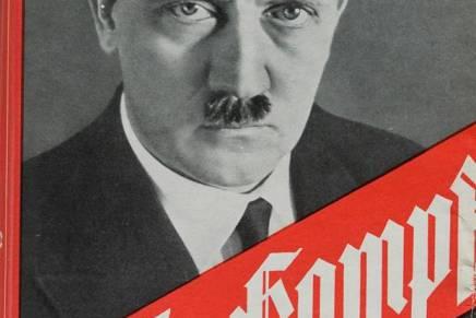 Dansk forlag genoptrykker Hitlers 'MeinKampf'