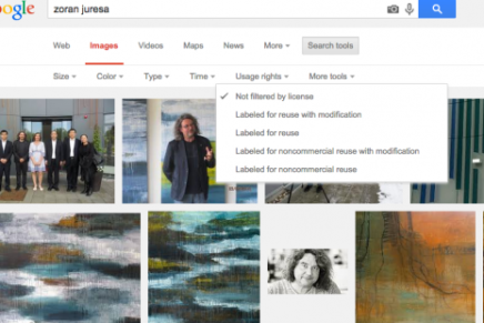 Zoran Juresa i Bredgade Kunsthandel (og vigtigheden af Creative Commons ogWikipedia)