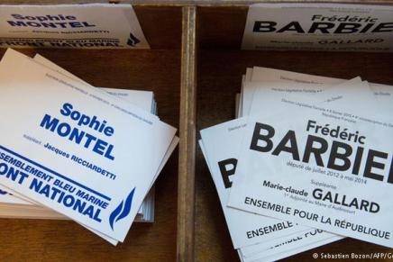 Socialisterne slår nationalisterne i vigtigt fransklokalvalg