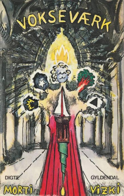 For 30 år siden udkom Morti Vizkis andendigtsamling