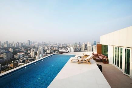 Dansk designet penthouse på 600 m2 til under 10.000 kr. ommåneden