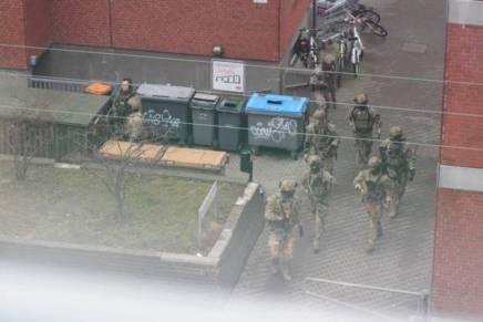Anholdelse på Østerbro
