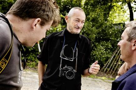 Portræt af fotografen GormValentin