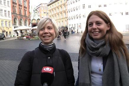 Overvågede danskere: Vi føler os meretrygge