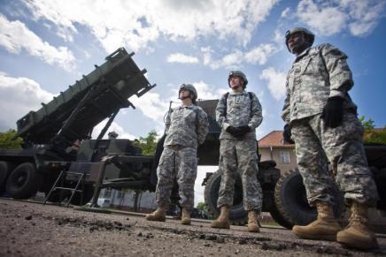 Polen investerer massivt i militærtisenkram