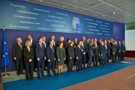 Hvad sker der i EU i denneuge?