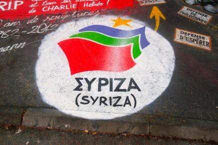 Det er i virkeligheden Syriza og grækerne der kæmper foreuroen