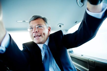 Nordeas chef tjener ca. 18 millioner kroner om året og har en pension på 114 millionerkroner
