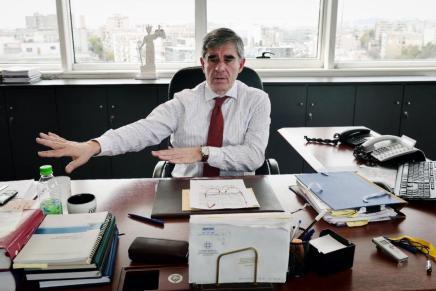 Grækenlands nye anti korruptions minister inddriver 2,5 milliardereuro
