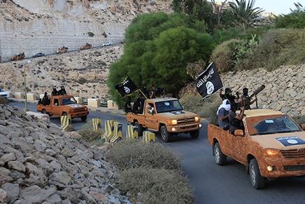 ISIS planlægger at invadere Europa fraLibyen