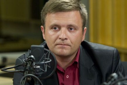 Zmiana er et nyt pro-russisk parti iPolen