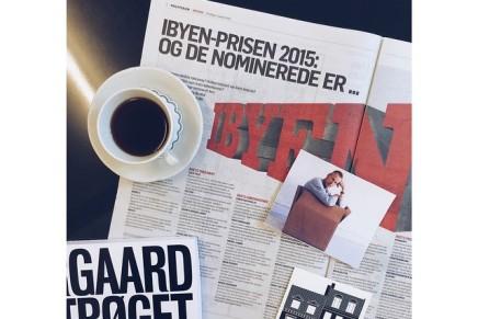 Mads Nørgaard nomineret til ÅretsKøbenhavner