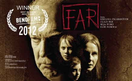 Nu kan du se Per Dreyers kortfilm 'Far' påGoogle+