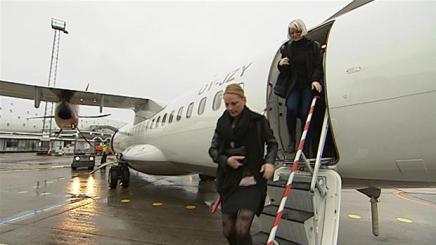 Flyrute fra Esbjerg til København er enrealitet