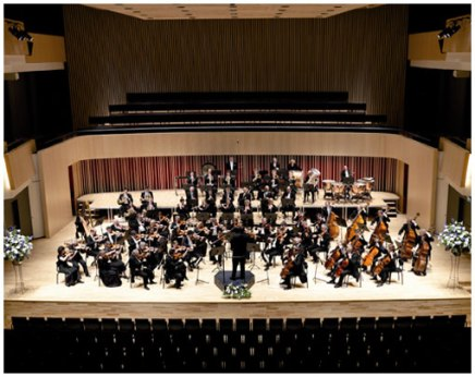 Danmark er det eneste land i Nordeuropa, hvor man kun har store orkestre ihovedstaden