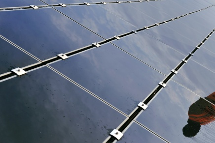 I Frankrig skal alle nye tage enten have solpaneler eller væregrønne