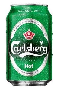 Carlsberg lancerer økologisk Hof iSverige