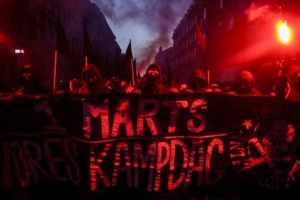 """""""Demonstranterne kunne ikke arte sig påJagtvej"""""""