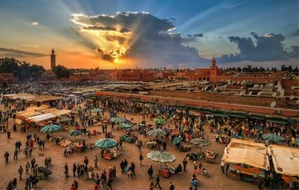 Her er de 10 mest populære rejsemål iverden
