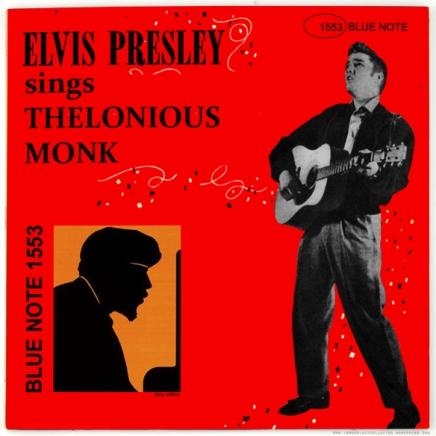 Sjælden indspilning med Elvis Presley og Thelonious Monk opdaget efter 50år