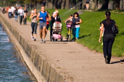 Der er så meget bilos ved Søerne i København at det påvirker dinhjerterytme