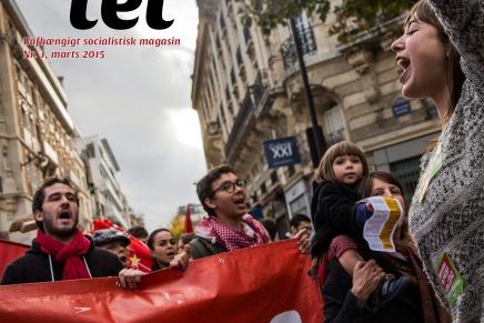 Solidaritet er et nyt socialistiskmagasin