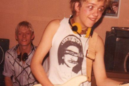 Jan Poulsen skriver om et legendarisk dansk punkarrangement