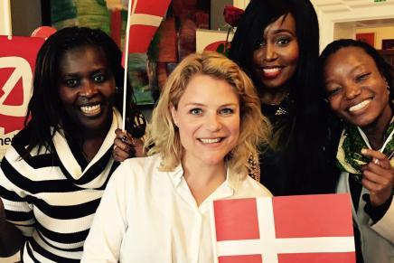Statsborgerskabsdag på Christiansborg