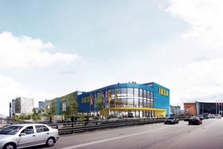 IKEA åbner kæmpe varehus vedFisketorvet