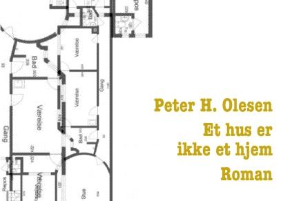 Peter H. Olesen har udgivet en nyroman
