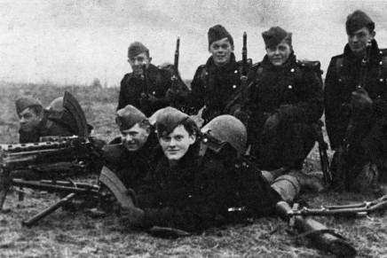 De kæmpede for Danmarks frihed 9. april1940