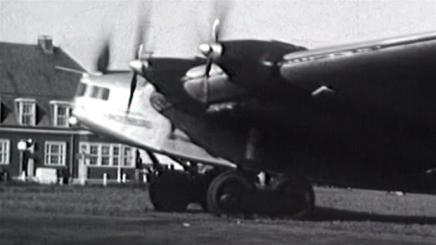 For 90 år siden landede danske fly pågræs