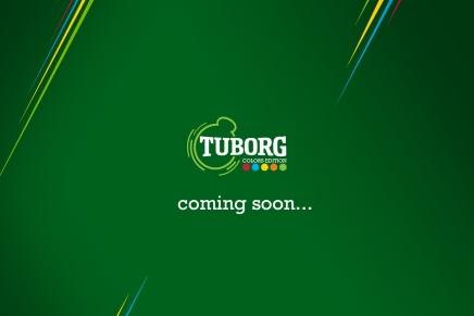 Se Tuborgs reklamefilm iRusland