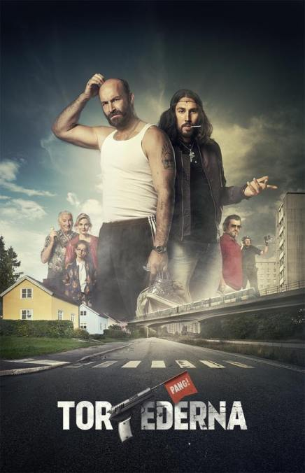 Se den svenske komedie drama serie Torpederna påbongorama.dk