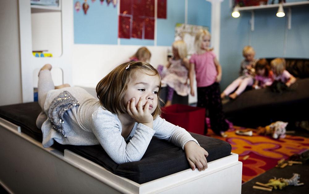 Den kønsopdelte børnehave 'Triton' i Horsens.