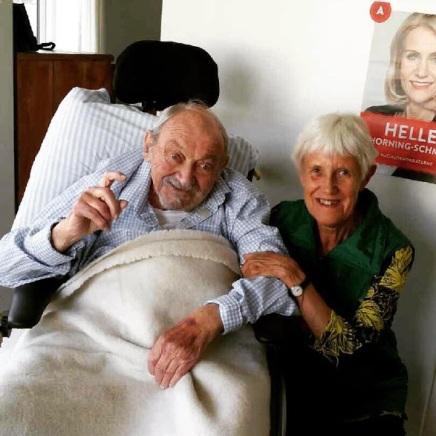 Anker Jørgensen er stadig med ivalgkampen