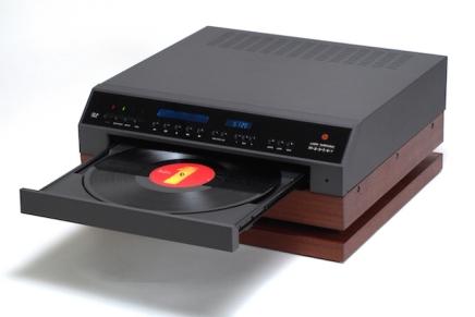 Nu kan du afspille dine vinylplader på en lasergrammofon