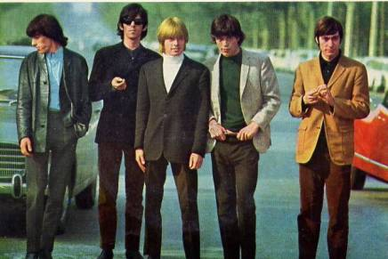 The Rolling Stones 'Satisfaction' fylder 50 år idag