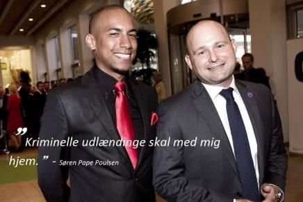 Den danske komiker Omar Marzouk har oprettet en satire side påFacebook