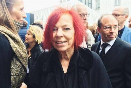 Årets største hæder går til Kirsten Dehlholm: Jeg var ved at falde ned afstolen