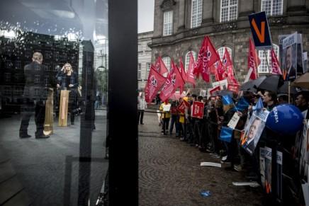 Süddeutsche Zeitung skriver om valgkampen iDanmark