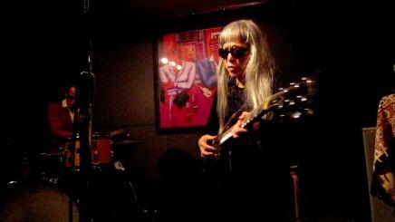 Støjende japansk guitarlegende pulverisererJazzhouse
