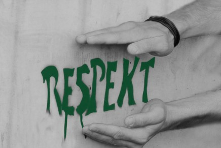 Den misforståede respekt