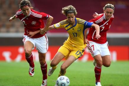 Danmark og Ukraine minder omhinanden