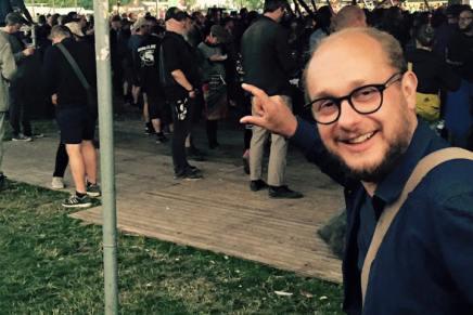 Find en anmelder på RoskildeFestival