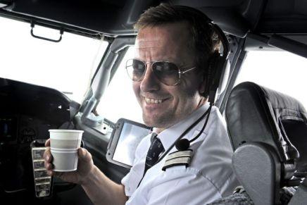 Harald Brattbakk – Fra fodboldspiller tilflypilot