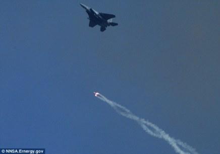USA smider 'sikker' atombombe
