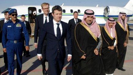 Problemet med SaudiArabien