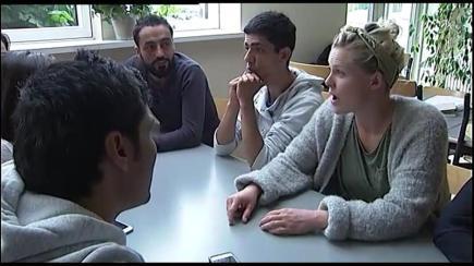 Flygtninge og danskere mødes påsommerlejr
