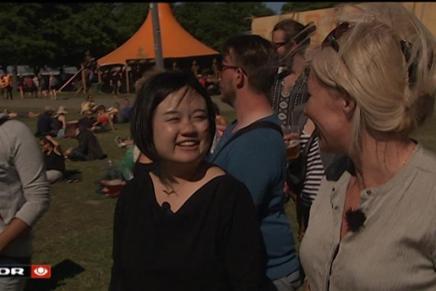 Kineserne invaderer RoskildeFestival